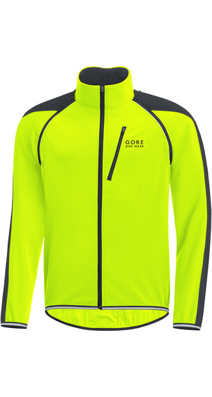 GORE BIKE WEAR Phantom Plus GWS Zip-Off Jacket Men neon yellow/black